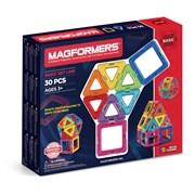 Магнитный конструктор MAGFORMERS 701005 (63076) Набор 30
