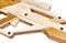 Сборная деревянная модель TARG 0046 INVADER - фото 10388