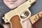 Сборная деревянная модель TARG 0077 PM-9mm - фото 10418