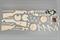 Сборная деревянная модель TARG 0084 ППШ-41 - фото 10434