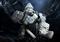 Конструктор робот-горилла Xiaomi 52 Toys Debug - фото 10617