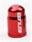 Колпачок ниппеля колеса красный GUB 1шт. - фото 11334