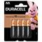 Батарейка Duracell AA Basic LR06 4 шт - фото 19997