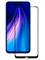 Стекло защитное MTB для Xiaomi Redmi Note 8T 0,33mm черный - фото 20739