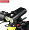 Фонарь велофара Gaciron V9D-1600 черный - фото 7798