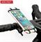 Крепление для смартфона на руль мотоцикла, велосипеда, самоката Gaciron H06 - фото 7859