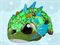 Шлем детский GUB King зеленый - фото 8012