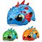 Шлем детский GUB King зеленый - фото 8017